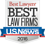 US News - Best Law Firms 2016