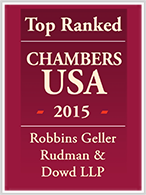 Top Ranked Chambers USA 2015