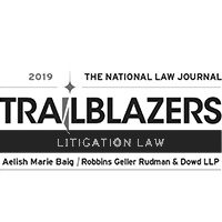 NLJ Litigation Trailblazer 2019