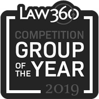 Law360 Competition Group of the Year