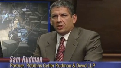 Sam Rudman Discusses Securities Litigation on NYSE Euronext's  Boardroom.com