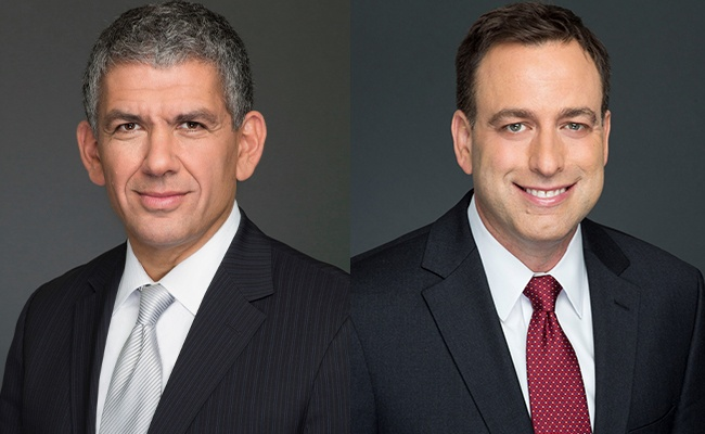 Robbins Geller Partners Sam Rudman and Rob Rothman Named New York Trailblazers by the New York Law Journal