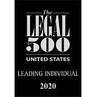 Legal 500-Leading Attorney