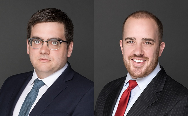 Christopher Wood and Christopher Lyons Named 2020 Super Lawyers Rising Stars