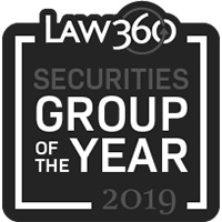 Law360 Securities Group 2019