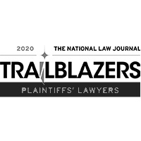 National Law Journal Plaintiffs' Lawyers Trailblazers 2020