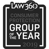 Law360 Consumer Protection Group of the Year