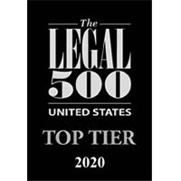 Legal 500-Top Tier Law Firm
