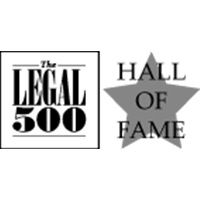 Legal 500-Hall of Fame