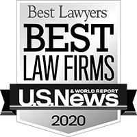 US News Best Law Firms 2020