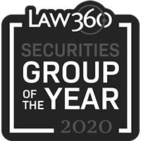 Law360 Securities Group 2020